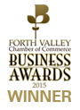 Forth Valley Chamber Awards Winner