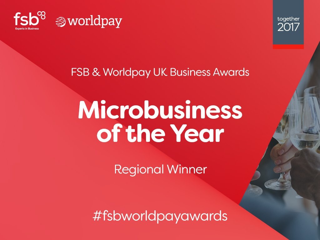 FSB Microbusiness of the Year 2017 Scotland Region
