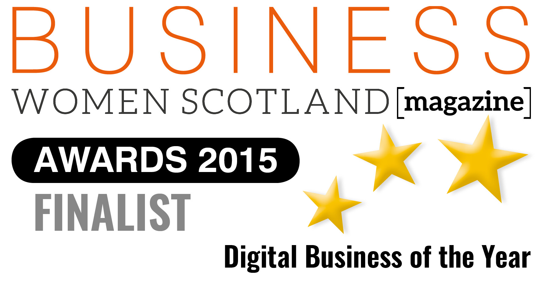 Digital Business - Business Women Scotland Awards